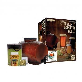 MR.BEER® Deluxe Beer Kit Box