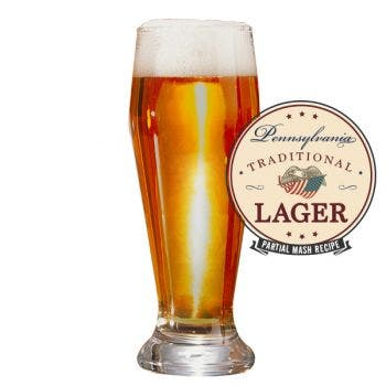 Pennsylvania Traditional Lager