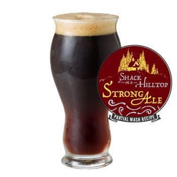 Shack on A Hilltop Strong Ale