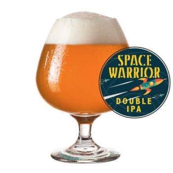 Space Warrior Double IPA