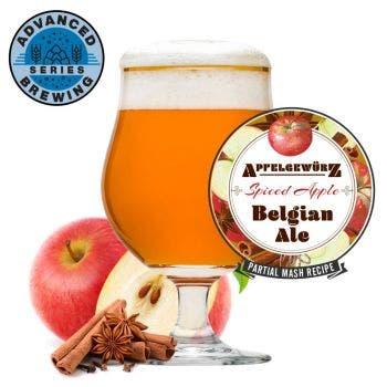 Apfelgewürz Spiced Apple Belgian Ale