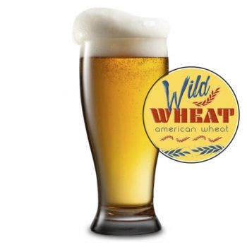 Wild Wheat Glass
