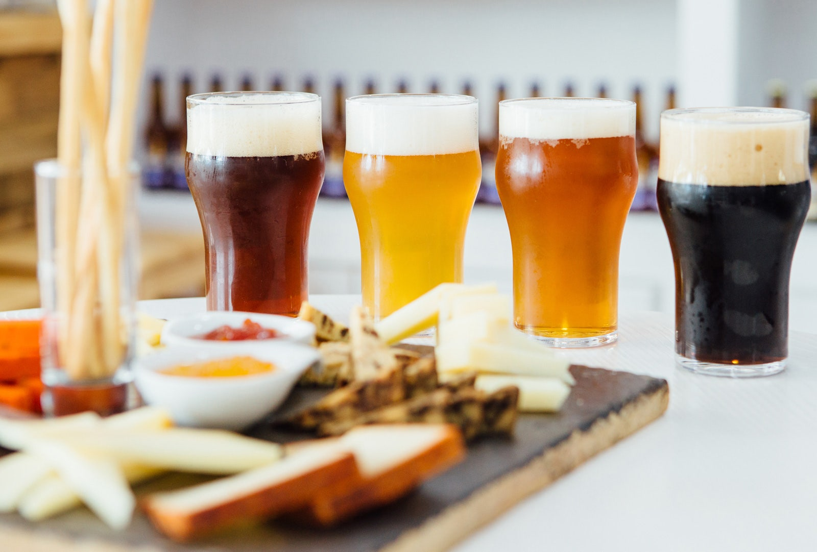 How to Pair Beer With Food Like A Pro