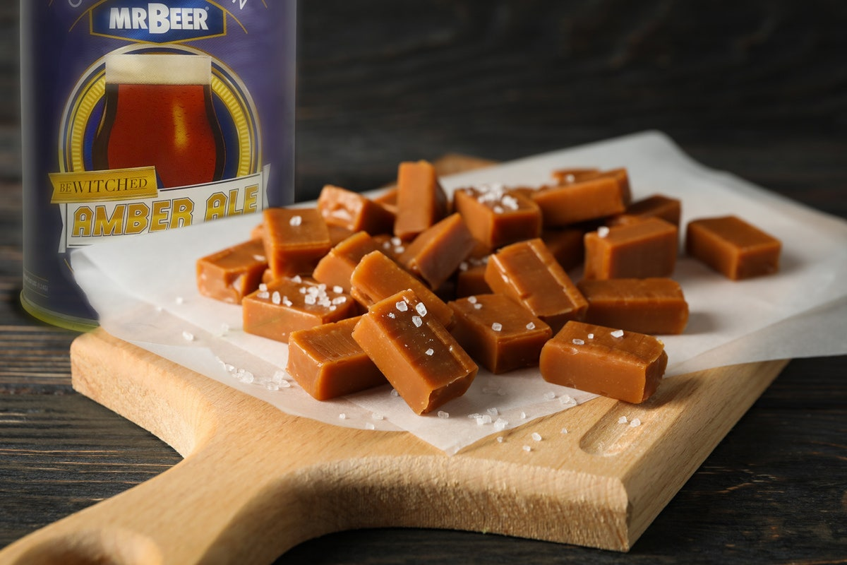 Bewitched Caramels