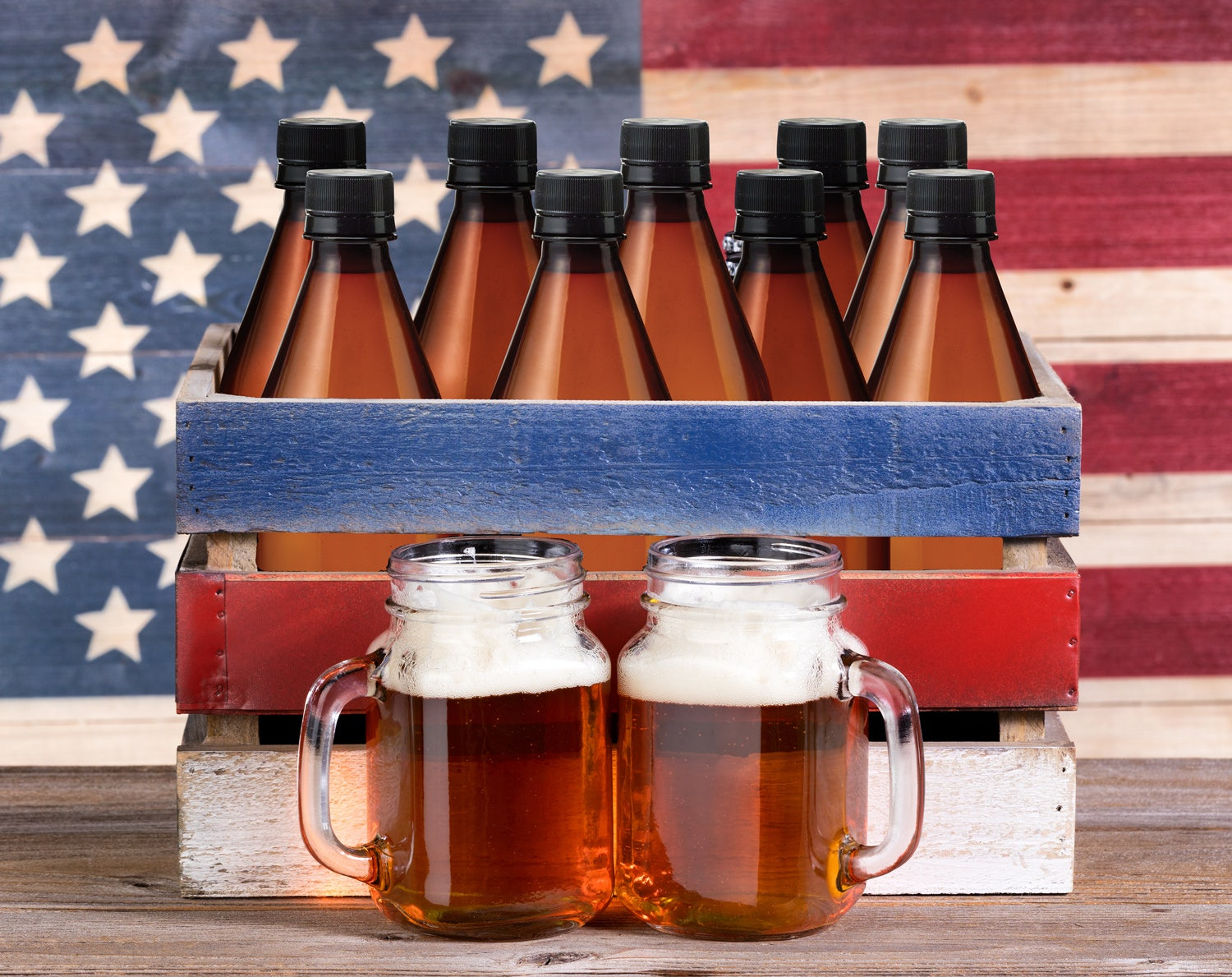 Brew Now Enjoy for Labor Day