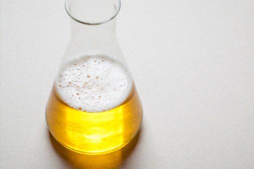 Beer Science!  Beer in a flask