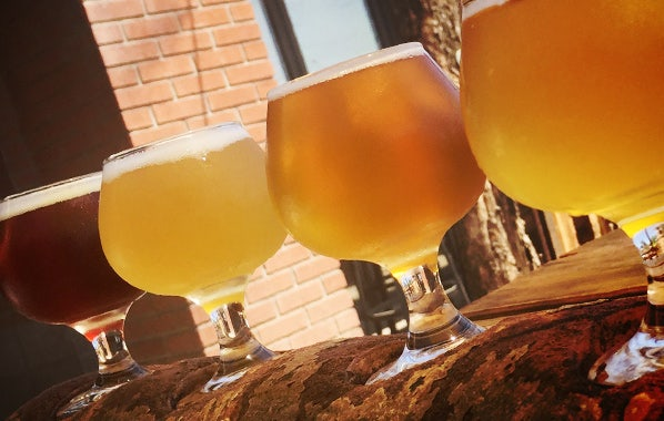 Color Variations of Pale Ales