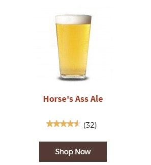 Shop Horse's Ass Ale