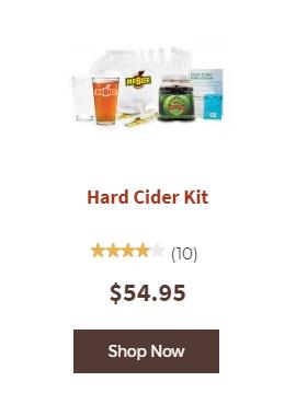 Shop Hard Cider Kit