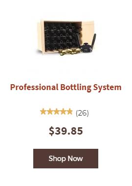 Shop Professional bottling System