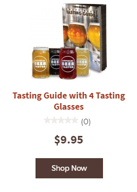 Shop Tasting Guide and Glasses