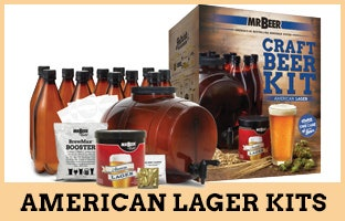 American Lager kits