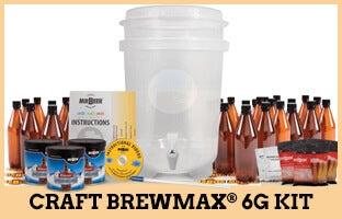 Brewmax 6G kits!