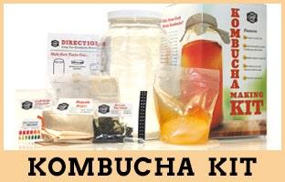 Mr. Beer Kombucha Kit