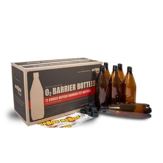 Oxygen Barrier Beer Bottles