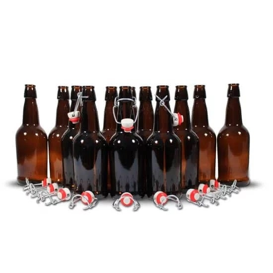 Coopers Easy Quick Home Brew 240 Beer Bottle Fermenting Carbonation Drops